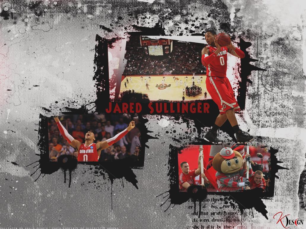 Jared Sullinger Wallpaper by KevinsGraphics
