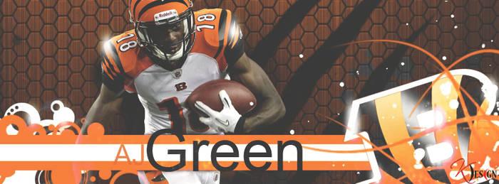AJ Green Banner