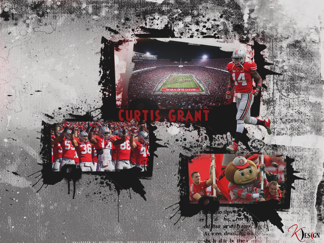 Curtis Grant Wall by KevinsGraphics