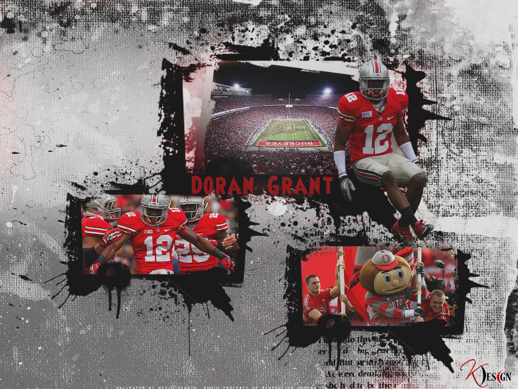 Doran Grant Wall by KevinsGraphics