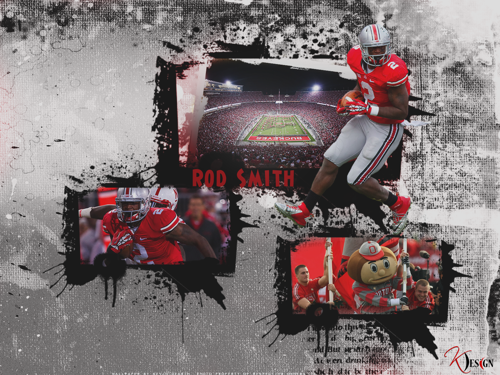 Rod Smith Wall by KevinsGraphics