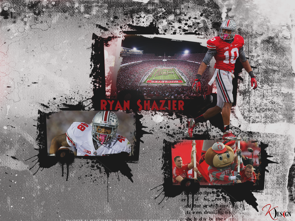 Ryan Shazier Wall by KevinsGraphics