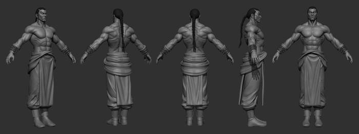 Feng Wei Body sculpt
