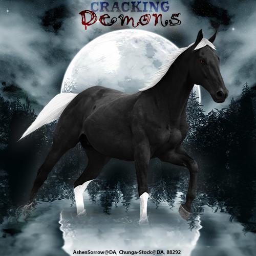 Cracking Demons HEE by ShootingStarStudio