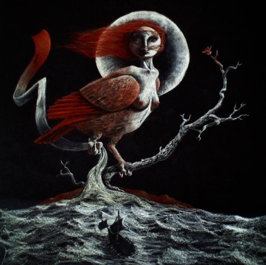 Siren by trinafool