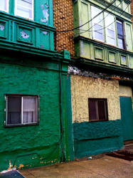 Shades of Green, West Philly