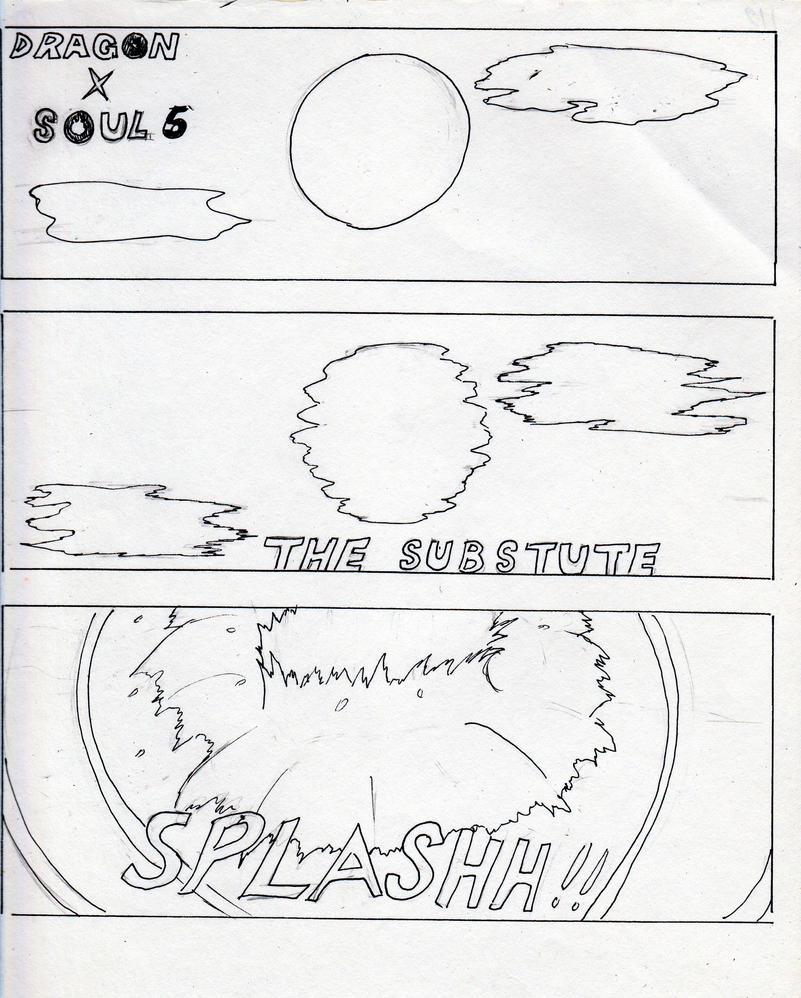 Bleach Oc Hakugin Jin By Sarzill On Deviantart: Dragon X Soul Ch.5 Pg.13 By Victoryslayer49 On DeviantArt