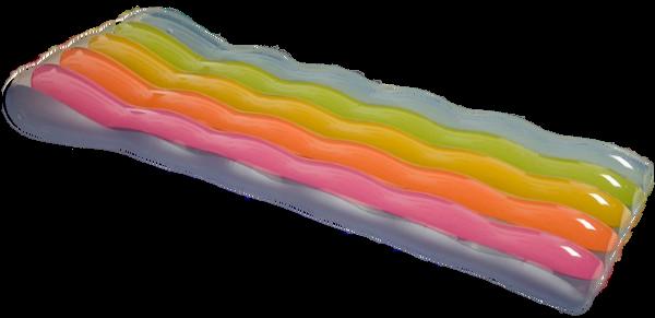 INTEX mattress - Color Splash by TigerDragon85