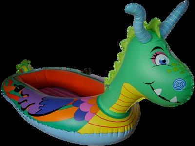 Intex Dragon Boat by TigerDragon85