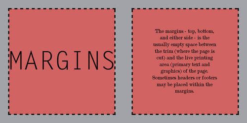 m is for margins