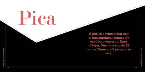 p is for pica