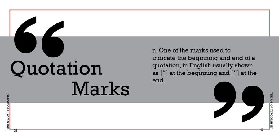essay titles quotation marks