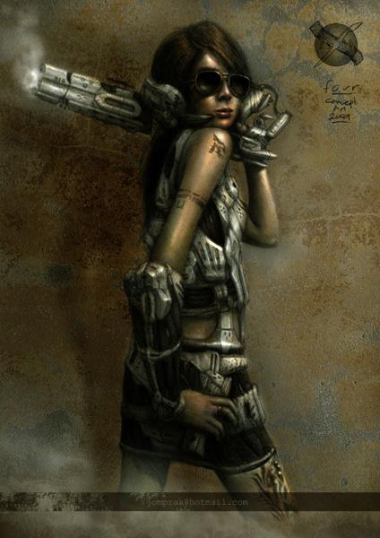 Gunner by TheRafa