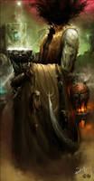 Plague wizard by TheRafa