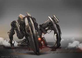Spidy Robot by TheRafa