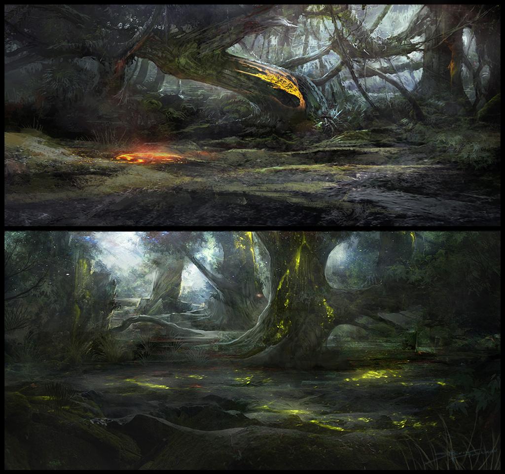The Jungle by TheRafa