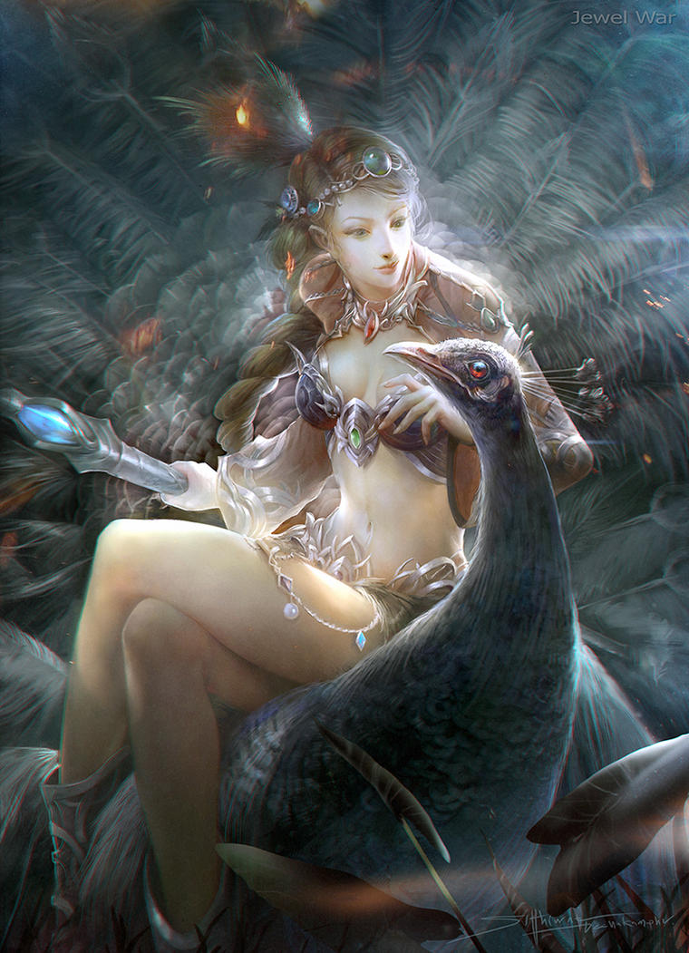 Hera by TheRafa