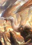 Dragon bird