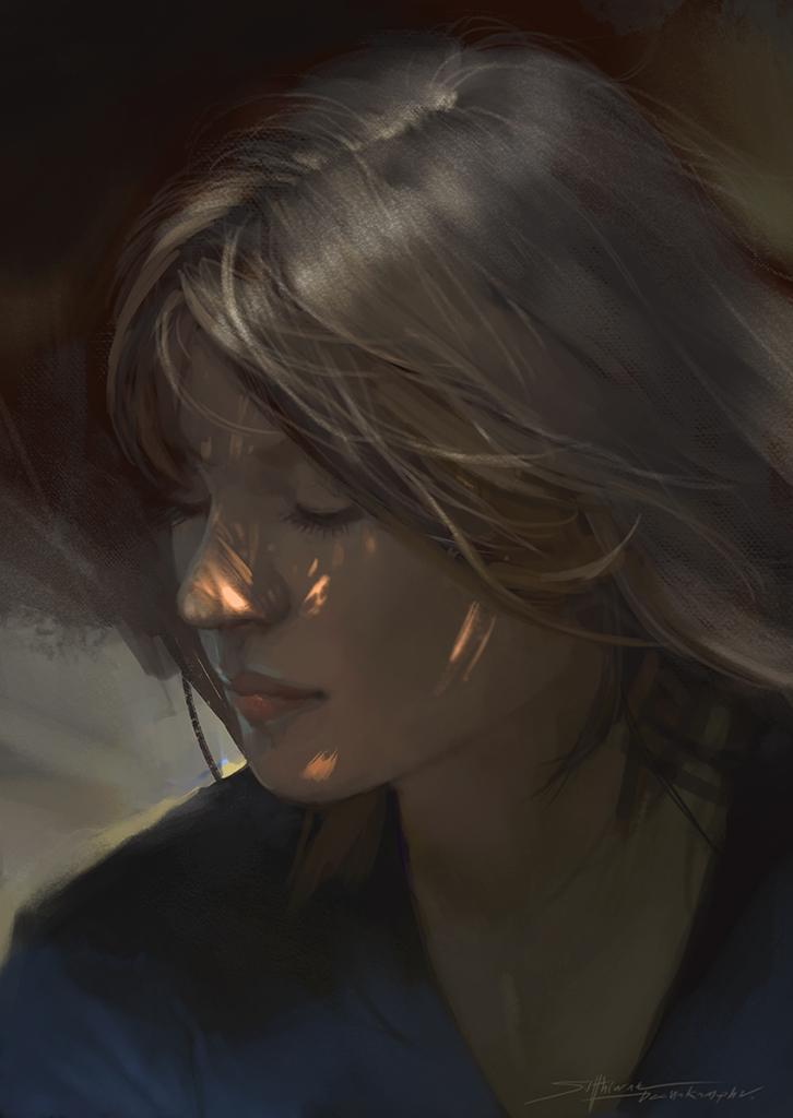 Sunday Portrait by TheRafa