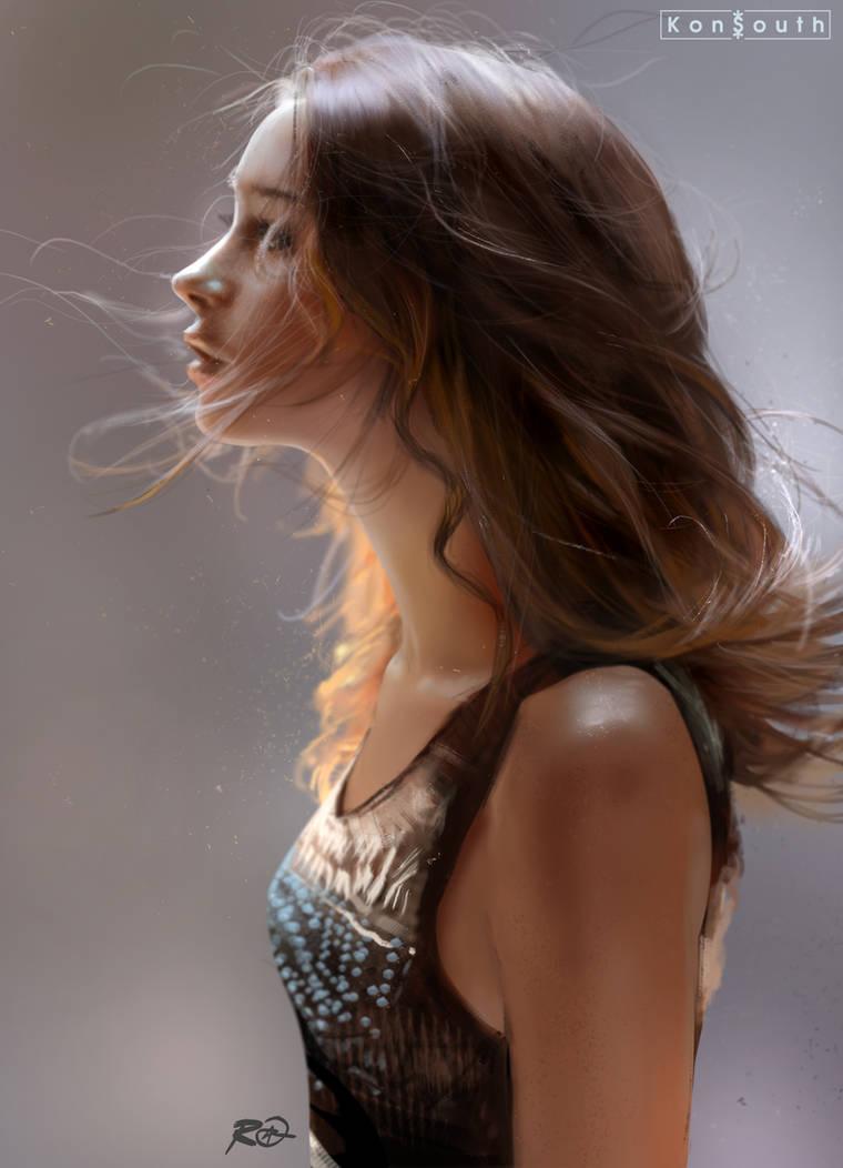Girl by TheRafa