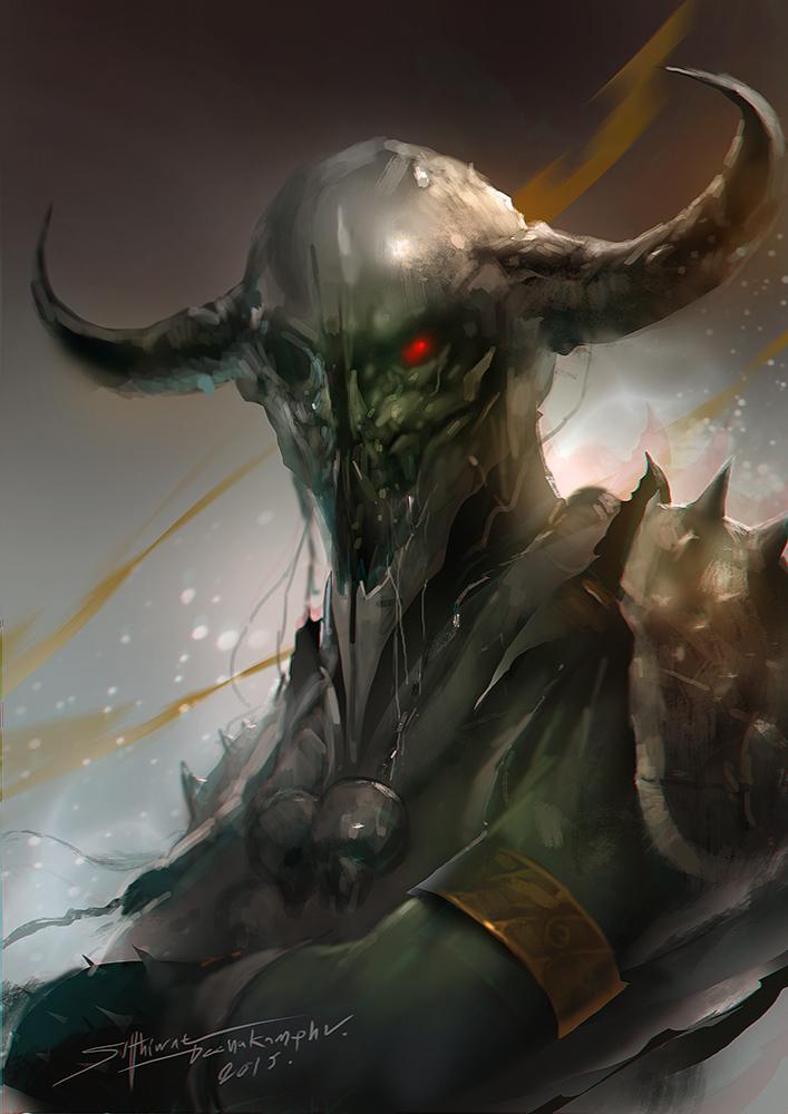 Demon by TheRafa