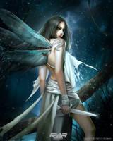 Dark Fairy by TheRafa