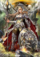Athena by TheRafa
