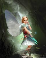 The Fairy by TheRafa