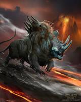 Rhino Lava by TheRafa