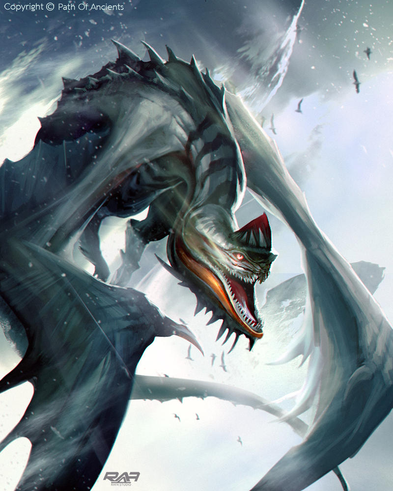 Dragon by TheRafa