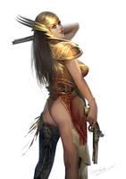 Steam Warrior by TheRafa