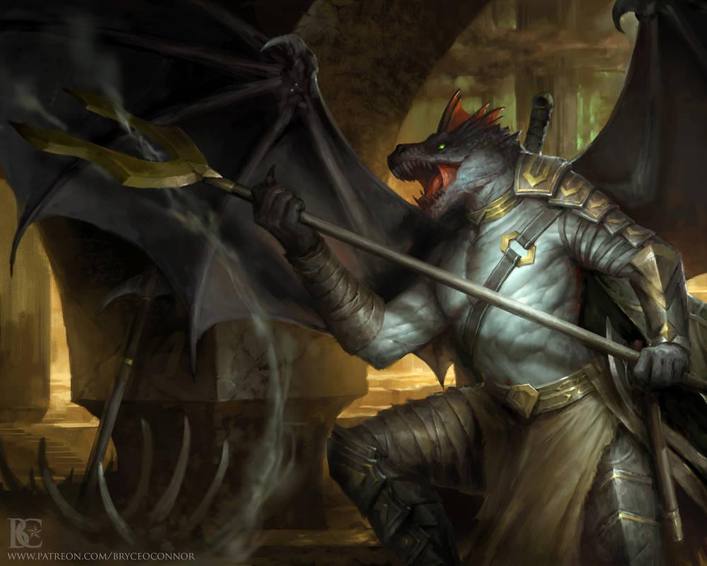 Fantasy With A Vengeance by TheRafa