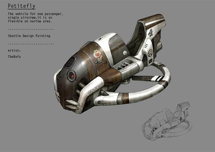 Vehicle concept design by TheRafa