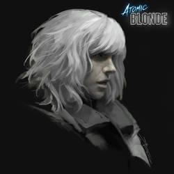 Atomic Blonde by TheRafa