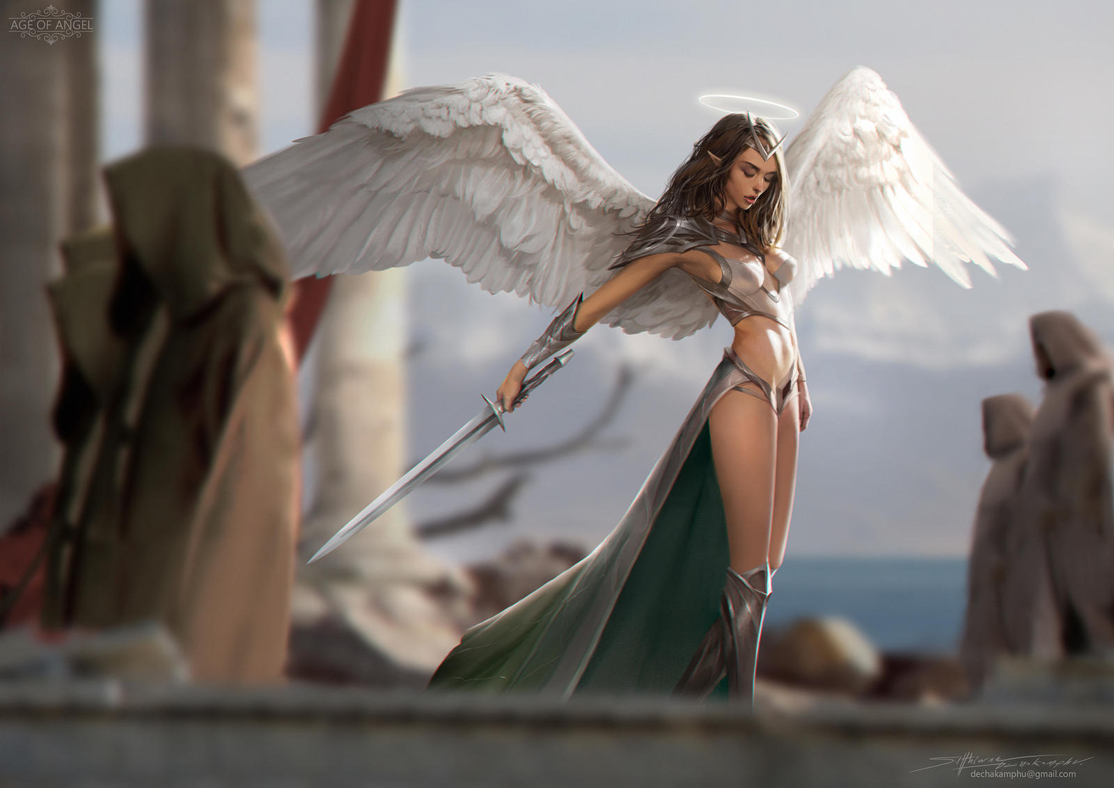 Age of Angel by TheRafa
