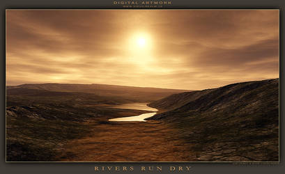 Rivers Run dry