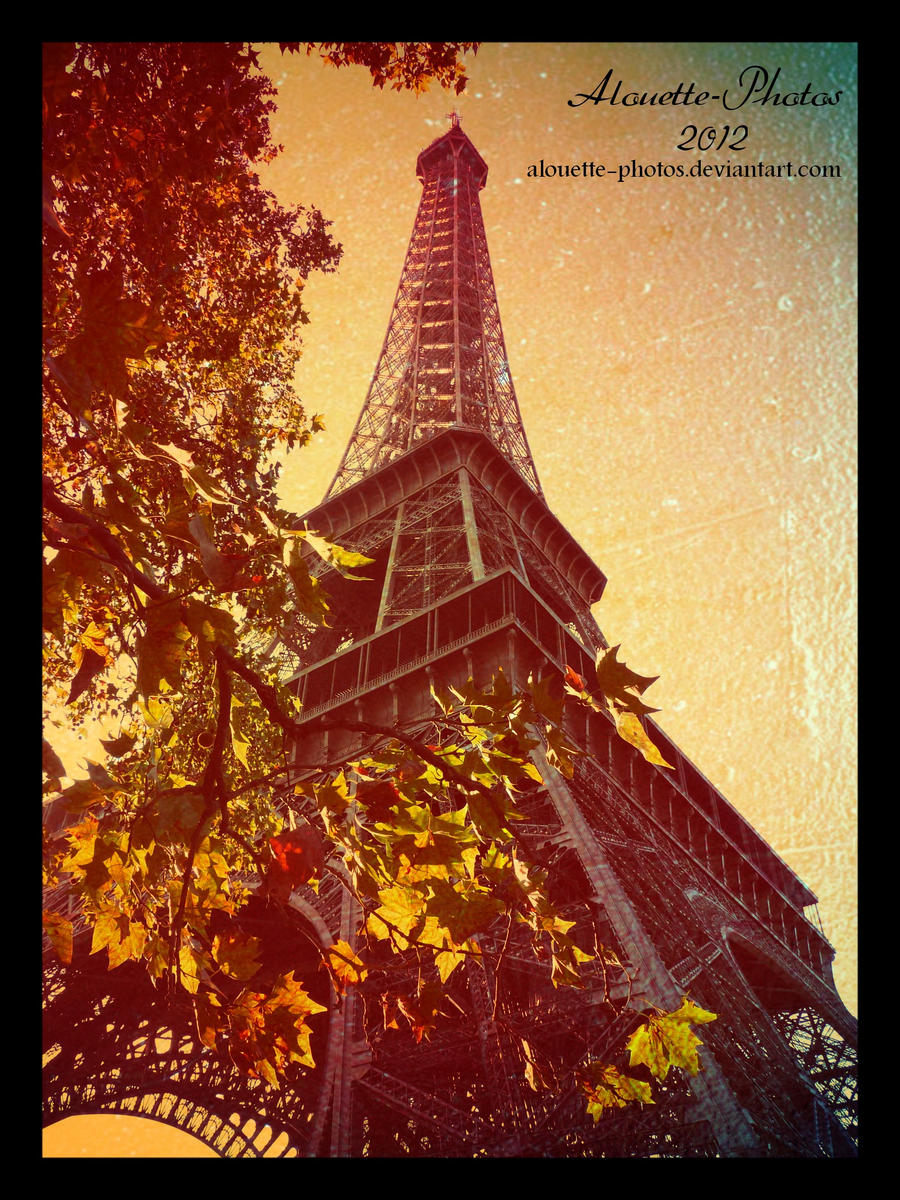 Tour Eiffel by Alouette-Photos