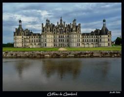 Chateau de Chambord by Alouette-Photos