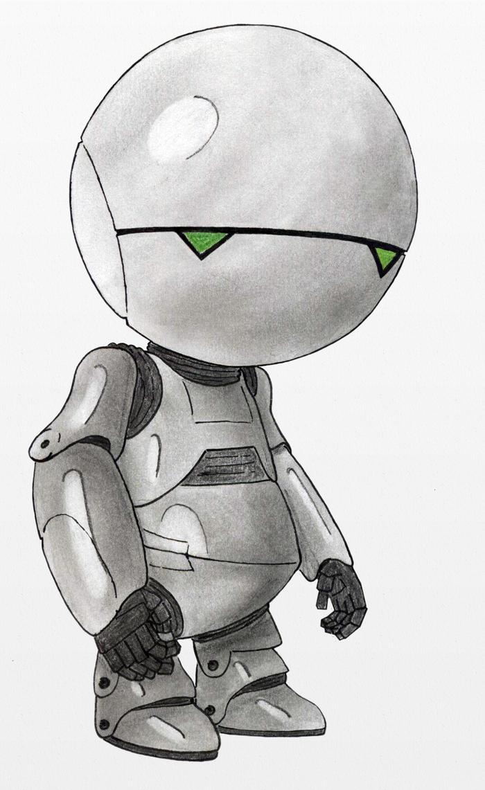 Marvin by webbugt
