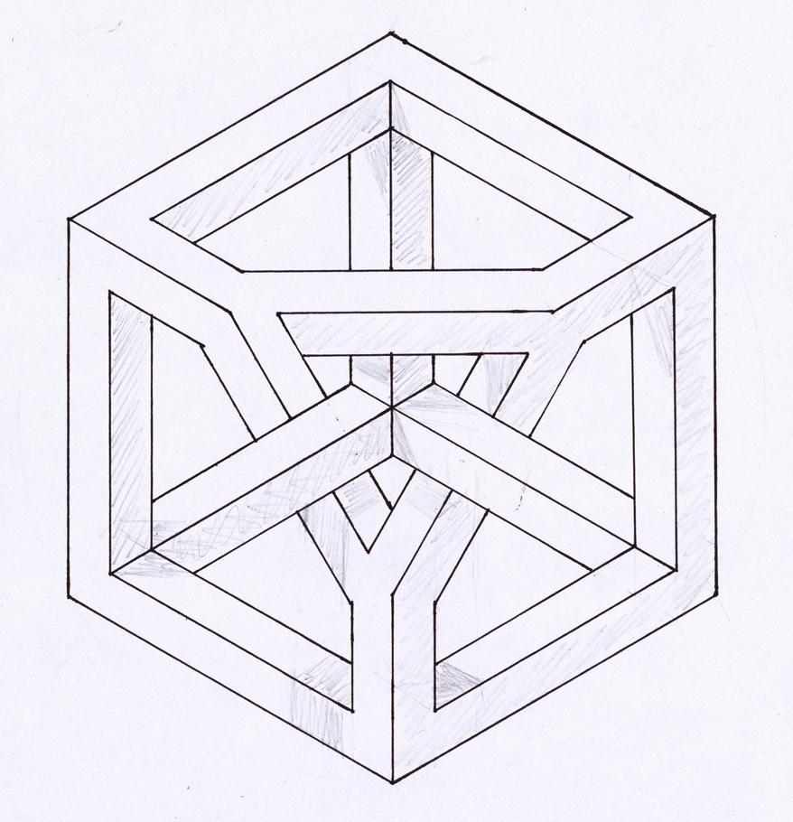 Mind-cube wip by webbugt