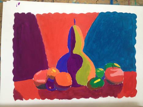 Art Practice Class #10