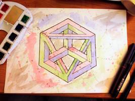 Cubistic Singularity