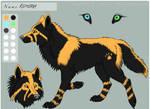 Komoria Canine Ref Page