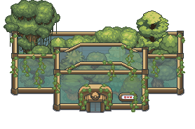 plant gym by academico95