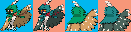 ROBINROOT GBA SPRITES by academico95