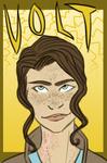 new volt cover