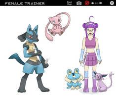 Pokemon trainer oc maker