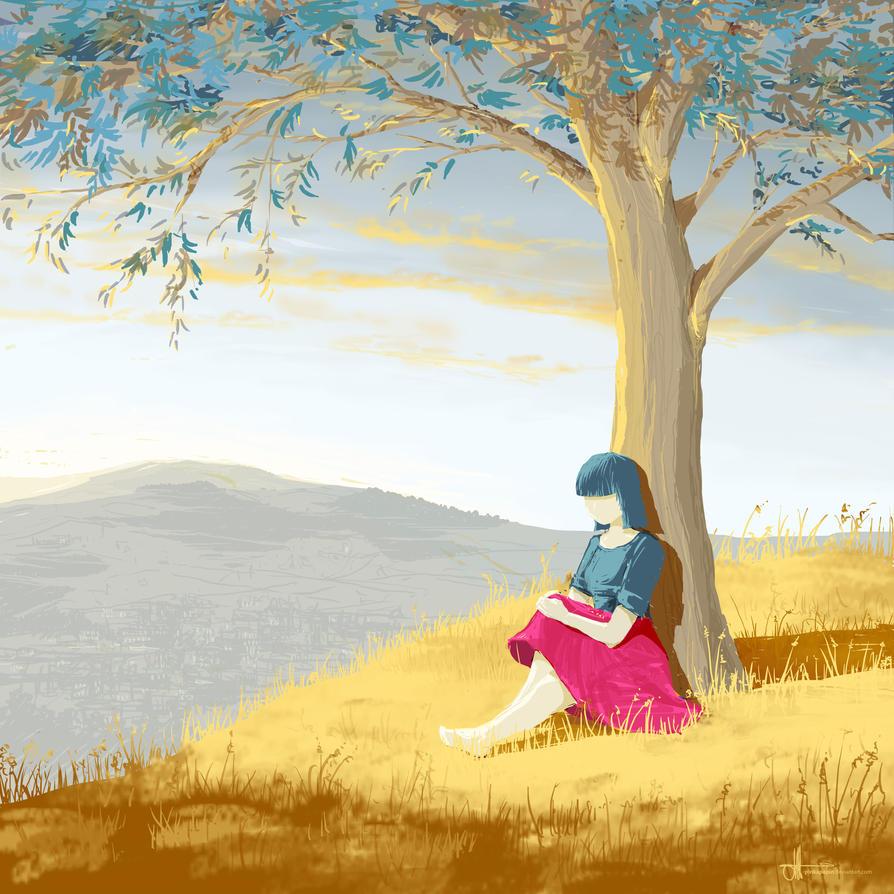 Silence by pinkapapin