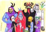 Class of Evil Muahaha hahahaha