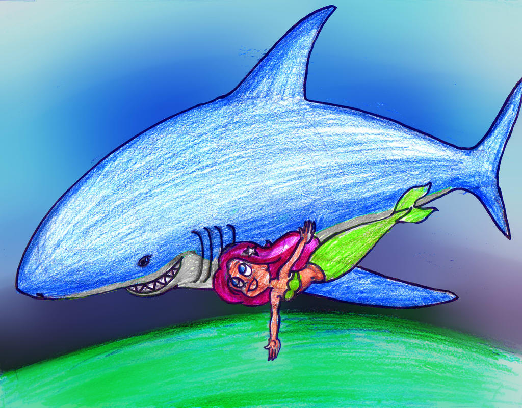Marina sharko by tolan68 on deviantart for Zig e sharko marina